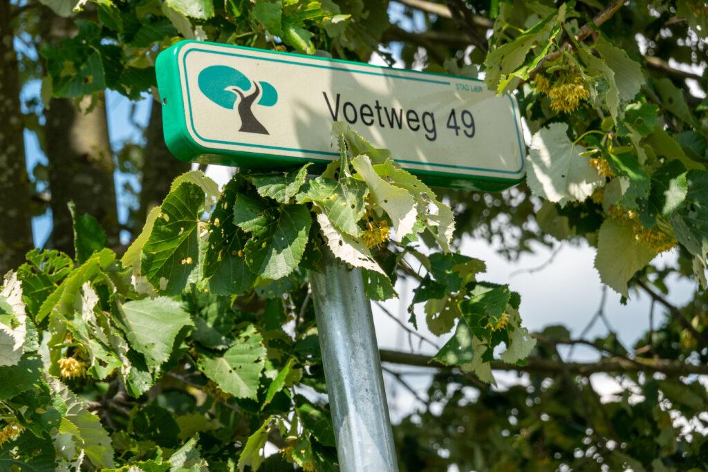 Voetweg 49