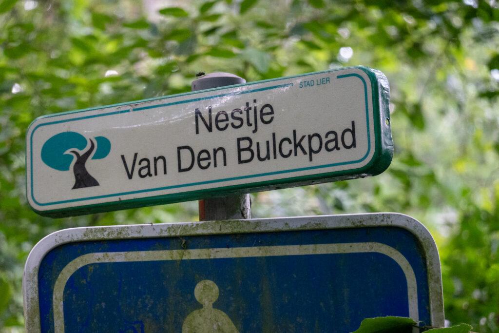 Nestje Van Den Bulckpad